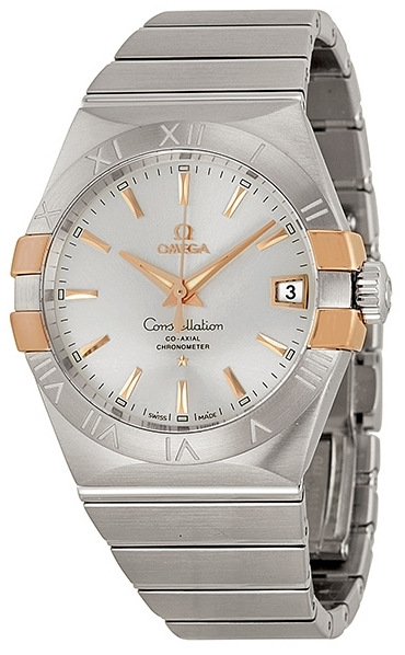 Omega Constellation Co-Axial 38mm Herreklokke 123.20.38.21.02.004 - Omega