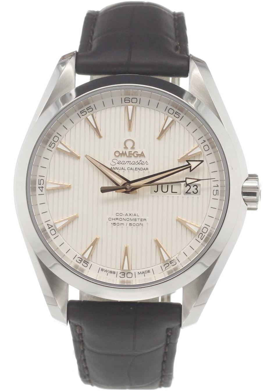 Omega Seamaster Aqua Terra 150m Co-Axial Annual Calendar 43mm - Omega