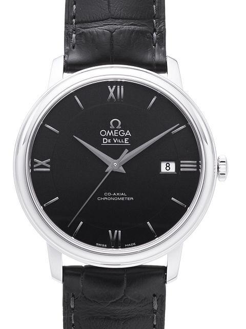 Omega De Ville Prestige Co-Axial 39.5mm Herreklokke - Omega