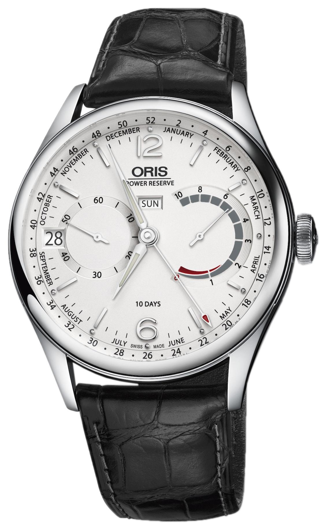 Oris Culture Herreklokke 01 113 7738 4061-Set 1 23 72FC - Oris