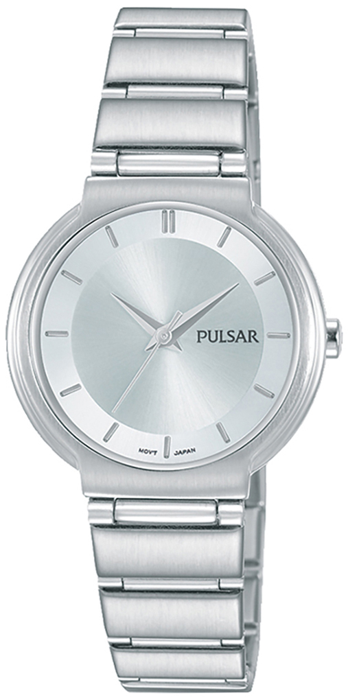 Pulsar Attitude Dameklokke PH8325X1 Sølvfarget/Stål Ø28 mm - Pulsar