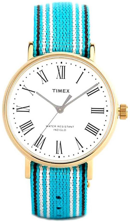 Timex 99999 ABT536 Hvit/Tekstil Ø37 mm - Timex