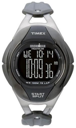 Timex Ironman Dameklokke T5J721 LCD/Resinplast Ø35 mm - Timex