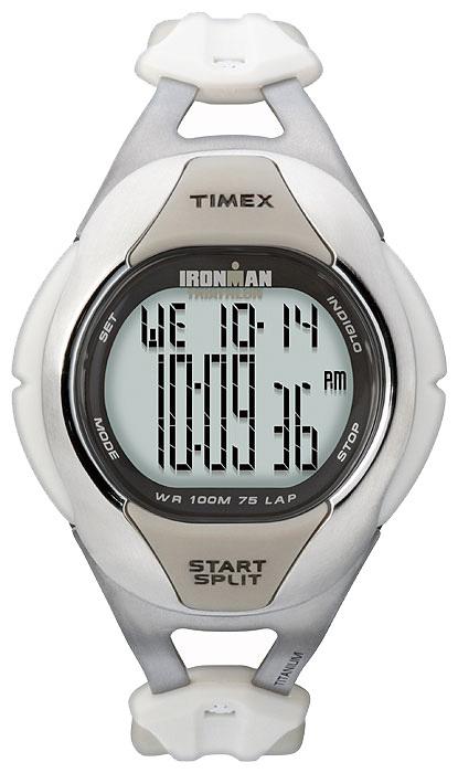 Timex Ironman Dameklokke T5K034 LCD/Titan - Timex