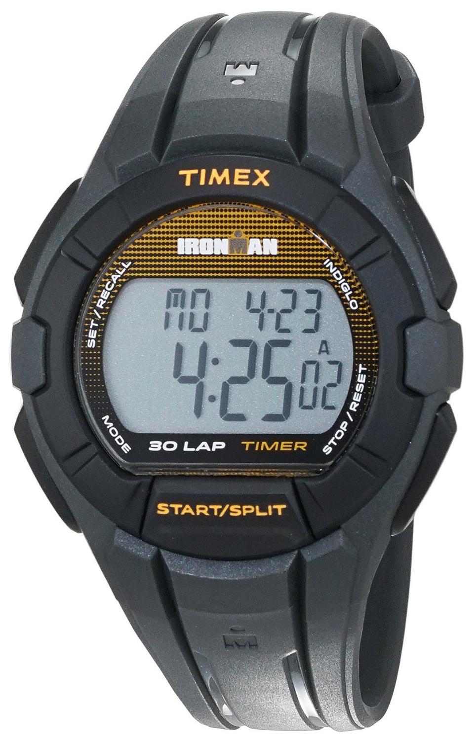 Timex Ironman TW5K95600 LCD/Resinplast Ø45 mm - Timex