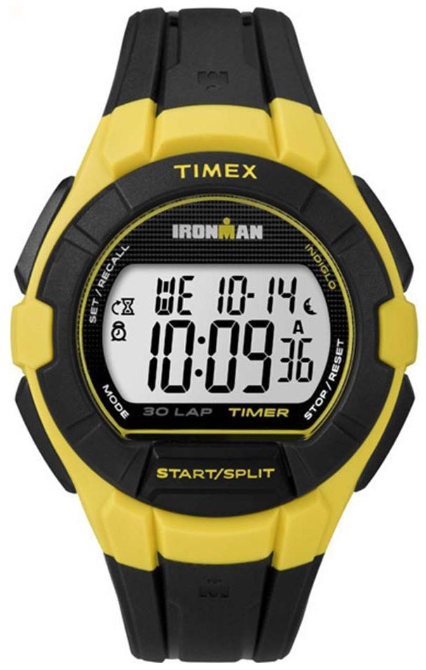 Timex Ironman Herreklokke TW5K95900 LCD/Resinplast Ø42 mm - Timex