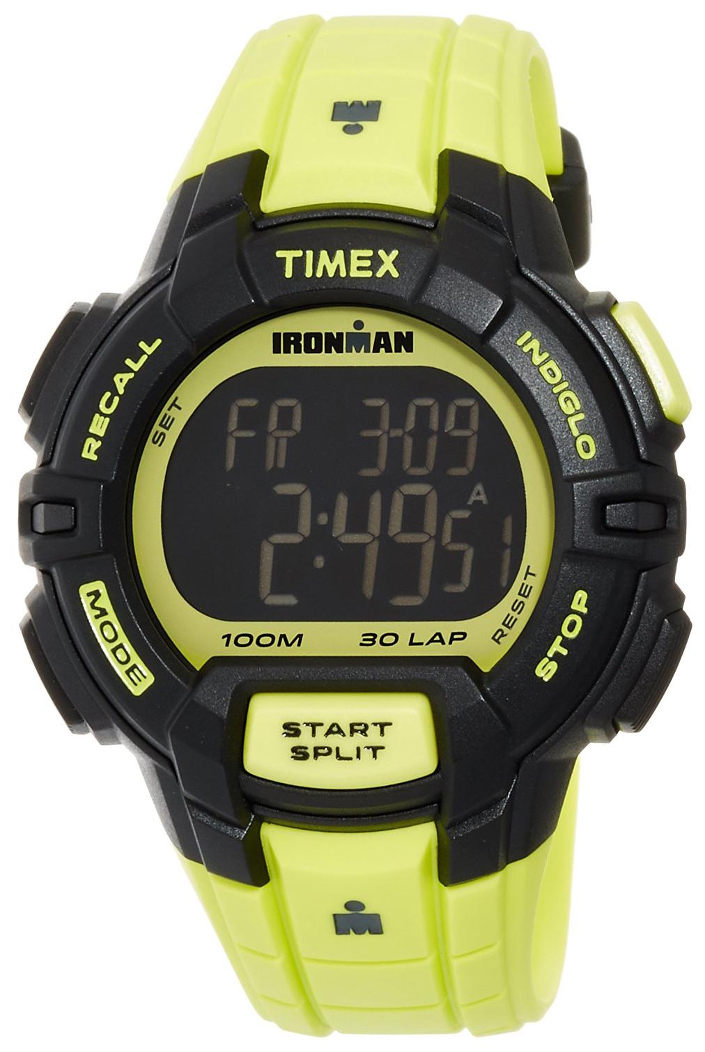 Timex Ironman TW5M02500 LCD/Resinplast Ø45 mm - Timex