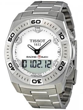 Tissot Herreklokke T002.520.11.031.00 Sølvfarget/Stål Ø43 mm - Tissot