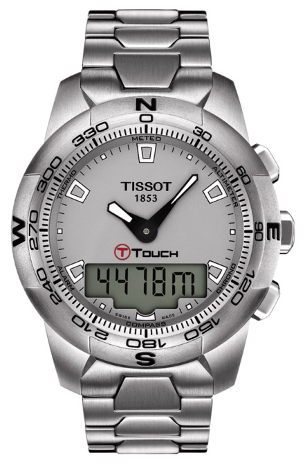 Tissot Herreklokke T047.420.11.071.00 Sølvfarget/Stål Ø43.5 mm - Tissot