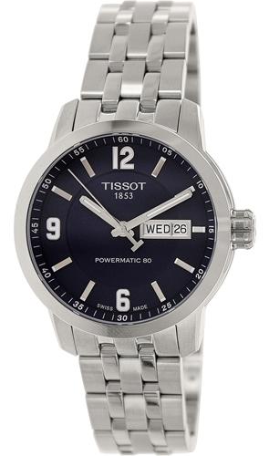 Tissot Herreklokke T055.430.11.047.00 Sølvfarget/Stål Ø39 mm - Tissot