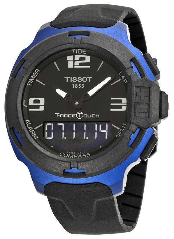 Tissot T-Race Touch Aluminium Herreklokke T081.420.97.057.00 - Tissot