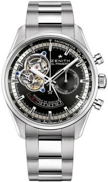 Zenith El Primero Chronomaster Herreklokke 03.2080.4021-21.M2040 - Zenith