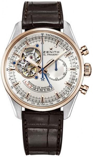 Zenith El Primero Chronomaster Herreklokke 51.2080.4021-01.C494 - Zenith
