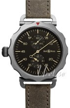 Bell & Ross WW2 Brun/Lær