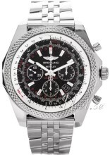 Breitling for Bentley B06 Sort/Stål Ø49 mm
