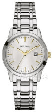 Bulova Dress Sølvfarget/Stål