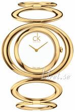 Calvin Klein Sølvfarget/Gulltonet stål