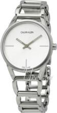 Calvin Klein Sølvfarget/Stål Ø34 mm