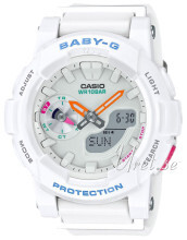 Casio Baby-G Hvit/Resinplast