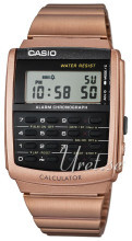 Casio Casio Collection LCD/Rose-gulltonet stål