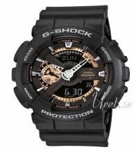 Casio G Shock Sort/Resinplast