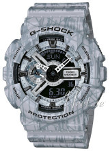 Casio G-Shock Sort/Resinplast Ø55 mm