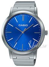 Casio Casio Collection Blå/Stål Ø40 mm