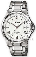 Casio Collection Sølvfarget/Stål Ø40 mm