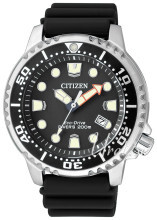 Citizen Promaster Sort/Plast Ø44 mm