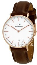 Daniel Wellington Dameklokker