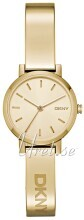 DKNY Dress Champagnefarget/Gulltonet stål Ø24 mm