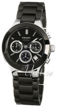 DKNY Ceramic Sort/Keramik Ø39 mm