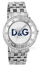 Dolce & Gabbana D&G Prime Time Silver Dial Bracelet