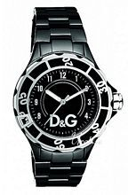 Dolce & Gabbana D&G Anchor Sort/Stål Ø40 mm