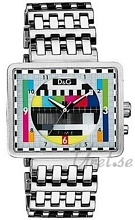 Dolce & Gabbana D&G Medicine Man TV Test Card Flerfarget/Stål 44