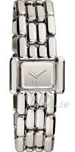 Dolce & Gabbana D&G Aristocratic Sølvfarget/Stål 28x20 mm