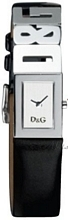 Dolce & Gabbana D&G Sølvfarget/Stål 22.5x17.1 mm