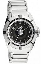 Dolce & Gabbana D&G Chalet Black Dial Bracelet