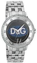 Dolce & Gabbana D&G Prime Time Grå/Stål Ø46 mm