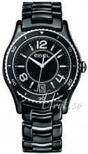 Ebel X-1 Sort/Keramik Ø34 mm