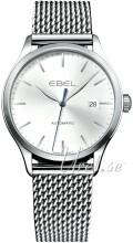 Ebel Classic Sølvfarget/Stål