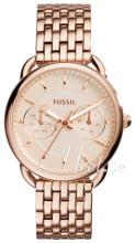 Fossil Rosegullfarget/Rose-gulltonet stål