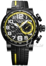 Graham Silverstone Stowe Sort/Gummi Ø48 mm