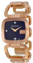 Gucci G Gucci Sort/Rose-gulltonet stål