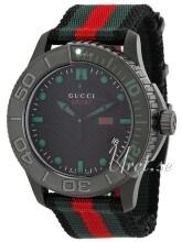 Gucci G-Timeless Sort/Tekstil