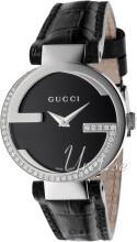 Gucci Interlocking Sort/Lær
