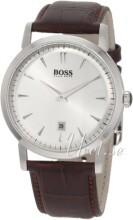 Hugo Boss Classic Sølvfarget/Lær