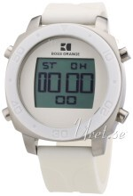 Hugo Boss Chronograph LCD/Gummi Ø46 mm
