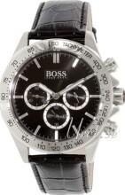 Hugo Boss Sort/Lær