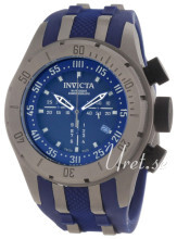 Invicta Coalition Forces Blå/Titan Ø50 mm